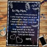 Personalized Gifts For Mom Custom Jigsaw Puzzle Night Sky To My Mom - Mothers Day Gift