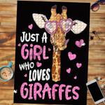 Custom Jigsaw Puzzle Giraffes - Gifts For Girls