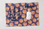 Personalized Baby Blanket Newborn Photo Floral Custom Baby Blanket 329