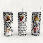 Personalized Photo Tumbler - Photo Collage Tumbler - Custom Travel Mug - Gift For Best Friend 6   Birthday Gifts