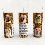 Personalized Photo Tumbler - Photo Collage Tumbler - Custom Travel Mug - Gift For Best Friend 7 | Birthday Gifts