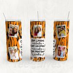 Personalized Photo Tumbler - Photo Collage Tumbler - Custom Travel Mug - Gift For Best Friend 8 | Birthday Gifts