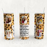 Personalized Photo Tumbler - Photo Collage Tumbler - Custom Travel Mug - Gift For Best Friend 9 | Birthday Gifts