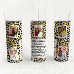 Personalized Photo Tumbler - Photo Collage Tumbler - Custom Travel Mug - Gift For Best Friend 17 | Birthday Gifts