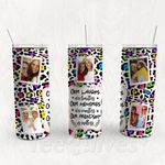 Personalized Photo Tumbler - Photo Collage Tumbler - Custom Travel Mug - Gift For Best Friend 18 | Birthday Gifts