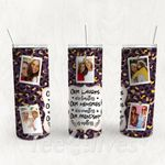 Personalized Photo Tumbler - Photo Collage Tumbler - Custom Travel Mug - Gift For Best Friend 22 | Birthday Gifts