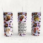 Personalized Photo Tumbler - Photo Collage Tumbler - Custom Travel Mug - Gift For Best Friend 26   Birthday Gifts