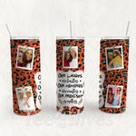 Personalized Photo Tumbler - Photo Collage Tumbler - Custom Travel Mug - Gift For Best Friend 31 | Birthday Gifts