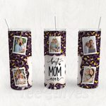 Personalized Photo Tumbler - Photo Collage Tumbler - Custom Travel Mug - Gift For Mother's Day 4