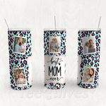 Personalized Photo Tumbler - Photo Collage Tumbler - Custom Travel Mug - Gift For Mother's Day 7