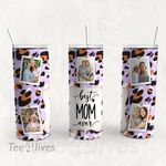 Personalized Photo Tumbler - Photo Collage Tumbler - Custom Travel Mug - Gift For Mother's Day 8