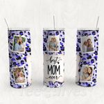 Personalized Photo Tumbler - Photo Collage Tumbler - Custom Travel Mug - Gift For Mother's Day 9