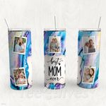 Personalized Photo Tumbler - Photo Collage Tumbler - Custom Travel Mug - Gift For Mother's Day 18