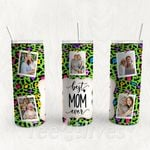 Personalized Photo Tumbler - Photo Collage Tumbler - Custom Travel Mug - Gift For Mother's Day 30