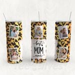 Personalized Photo Tumbler - Photo Collage Tumbler - Custom Travel Mug - Gift For Mother's Day 42