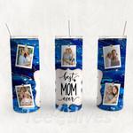 Personalized Photo Tumbler - Photo Collage Tumbler - Custom Travel Mug - Gift For Mother's Day 44