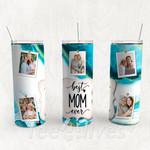 Personalized Photo Tumbler - Photo Collage Tumbler - Custom Travel Mug - Gift For Mother's Day 50