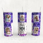 Personalized Photo Tumbler - Photo Collage Tumbler - Custom Travel Mug - Gift For Mother's Day 52