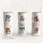 Personalized Photo Tumbler - Photo Collage Tumbler - Custom Travel Mug - Gift For Mother's Day 54