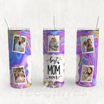 Personalized Photo Tumbler - Photo Collage Tumbler - Custom Travel Mug - Gift For Mother's Day 58