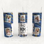 Personalized Photo Tumbler - Photo Collage Tumbler - Custom Travel Mug - Gift For Mother's Day 65