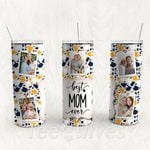 Personalized Photo Tumbler - Photo Collage Tumbler - Custom Travel Mug - Gift For Mother's Day 81