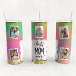 Personalized Photo Tumbler - Photo Collage Tumbler - Custom Travel Mug - Gift For Mother's Day 89
