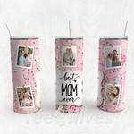 Personalized Photo Tumbler - Photo Collage Tumbler - Custom Travel Mug - Gift For Mother's Day 90