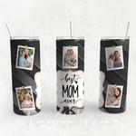 Personalized Photo Tumbler - Photo Collage Tumbler - Custom Travel Mug - Gift For Mother's Day 92