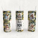 Personalized Photo Tumbler - Photo Collage Tumbler - Custom Travel Mug - Gift For Mother's Day 96