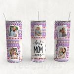 Personalized Photo Tumbler - Photo Collage Tumbler - Custom Travel Mug - Gift For Mother's Day 101
