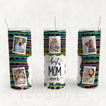 Personalized Photo Tumbler - Photo Collage Tumbler - Custom Travel Mug - Gift For Mother's Day 104