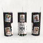 Personalized Photo Tumbler - Photo Collage Tumbler - Custom Travel Mug - Gift For Mother's Day 111