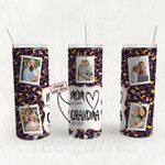 Personalized Photo Tumbler - Photo Collage Tumbler - Custom Travel Mug - Gift For Mom And Grandma 22