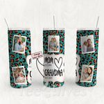 Personalized Photo Tumbler - Photo Collage Tumbler - Custom Travel Mug - Gift For Mom And Grandma 30