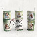 Personalized Photo Tumbler - Photo Collage Tumbler - Custom Travel Mug - Gift For Mom And Grandma 60
