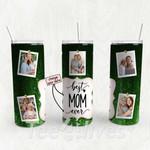 Personalized Photo Tumbler - Photo Collage Tumbler - Custom Travel Mug - Gift For Mom And Grandma 131