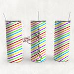 Personalized Name Tumbler - Name Collage Tumbler - Custom Travel Mug 61