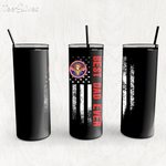 Custom Tumbler Best Dad Ever Never Forget A Disabled Veteran - Custom Travel Mug - Gift For Dad