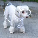 Transparent Dog Raincoat ™