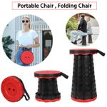 🔥 Portable Folding Stool