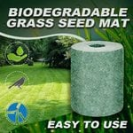 Biodegradable Grass Seed Mat- Flash Sale