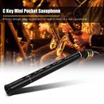 Mini Pocket Saxophone