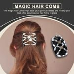 ✨ Pearl Magic Hair Combs