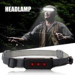 220° Wide Beam LED Headlamp