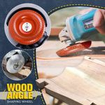 Wood Angle Shaping Wheel (Free Shipping)
