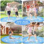 Splash Pad Sprinkler for Kids