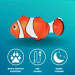The Floppy Tuna Dog Toy