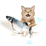 The Floppy Tuna Cat Toy