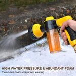 Foam Sprayer Garden Water Hose
